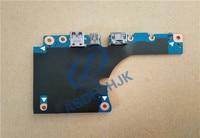 original for DELL Precision 7710 USB Mini DP HDMI BOARD LS C552P 2J8P5 02J8P5 100% Test ok