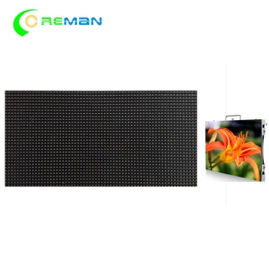 led module for video Indoor Display P6 P5 P4 256*128MM 64*32 Smallest pixel panel HD indoor p3 led matrix module rgb full color(China)