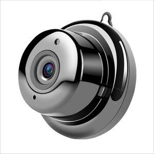 Image 3 - Tendway מיני מצלמות וידאו WIFI 720P IP מצלמה אלחוטי קטן CCTV אינפרא אדום ראיית לילה זיהוי תנועת כרטיס Sd חריץ אודיו App