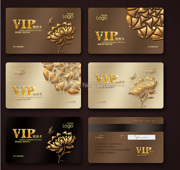 Free Templates VIP Membership Card Design Manufacturer Pvc Swipe Cards  Loyalty Cards We Do Atrwork For U On Aliexpress.com | Alibaba Group  Membership Card Samples