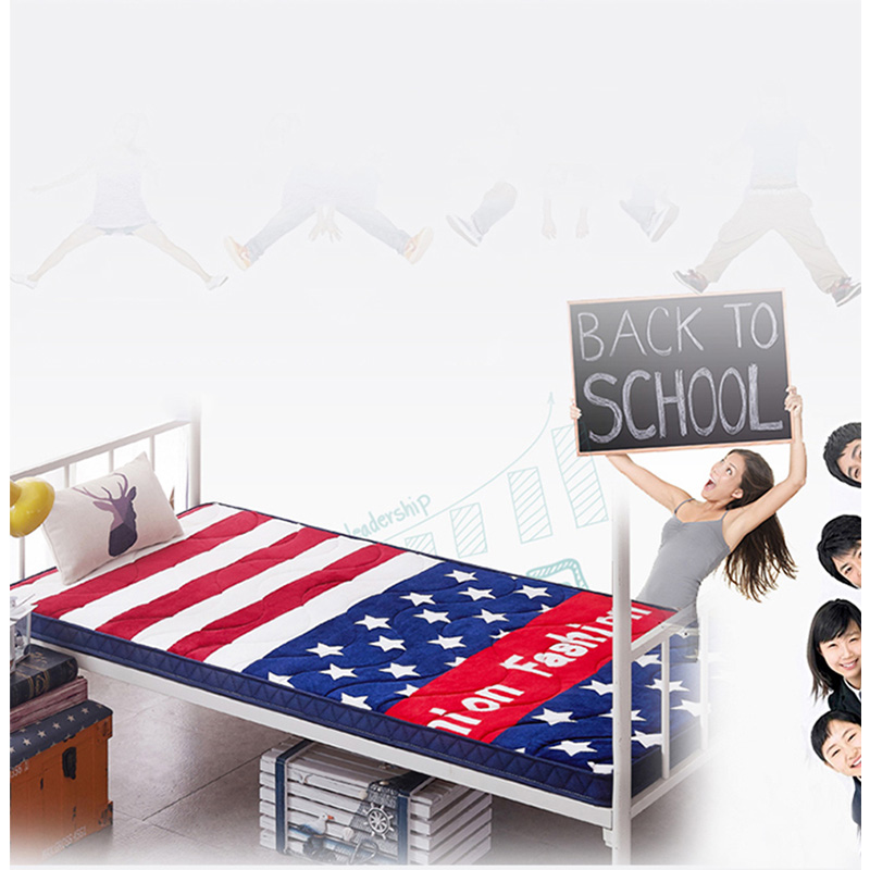 2018 Memory Foam Mattress Portable Mattress For Daily Use  Bedroom Furniture Mattress Dormitory Bedroom