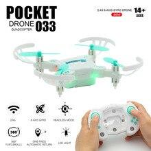 NASHAN 2.4G 4CH Összecsukható Dron Repülőgép Drone Mini Drone Motor 6 tengelyes Gryo RC Drones hd kamerával Headless Mode Side Fly