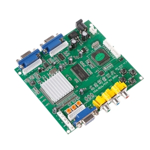 Image 2 - เกมอาเขต RGB/CGA/EGA/YUV To Dual VGA HD Video Converter Board GBS 8220