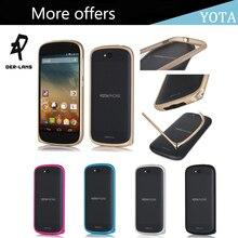 DER LANS New Yota font b Phone b font 2 Ultrathin Aluminum Mobile font b Phone