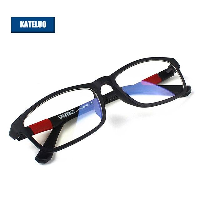 0b3a506ea70 KATELUO ULTEM(PEI)- Tungsten Computer Goggles Anti Fatigue  Radiation-resistant Reading Glasses Frame Eyeglasses oculos 13022