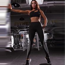 BINTUOSHI Women Yoga Pants High Elastic Sport Leggings Fitness Running Tights Gym Training Breathable Quick Drying Yoga Pants