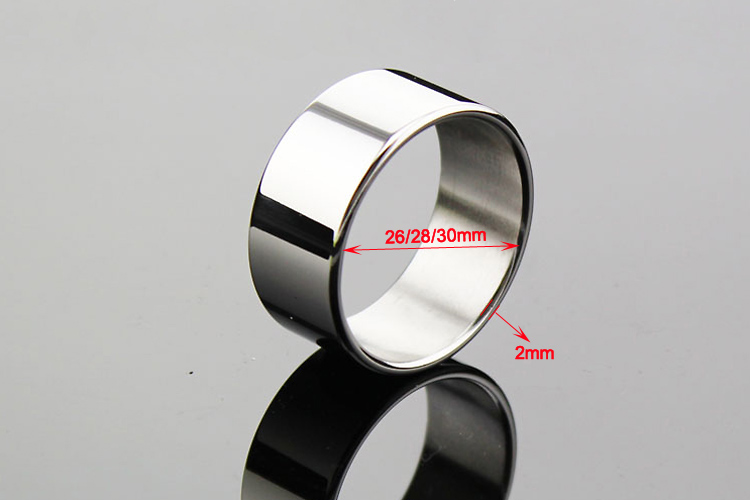 Stainless Steel Cock Cage Metal Male Penis Rings Bdsm Chastity Bondage Slave In Adult Games,Erotic Sex Products Toys For Men