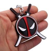 Deadpool Logo Exclusive Keychain (2 Colors) 6