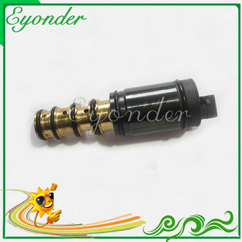 New Car Auto AC A/C Air Conditioning Pump Compressor Cooling Electronic Solenoid Valve Control Valve for Toyota Crown Reiz Lexus image