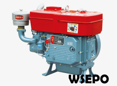 Factory Direct Supply! WSE-ZS1125 28HP Single Cylinder Water Cooled 4-stroke Diesel Engine Electric Start Optional cylinder accessories factory direct high quality anti theft locks core ab key 65mm full copper cylinder