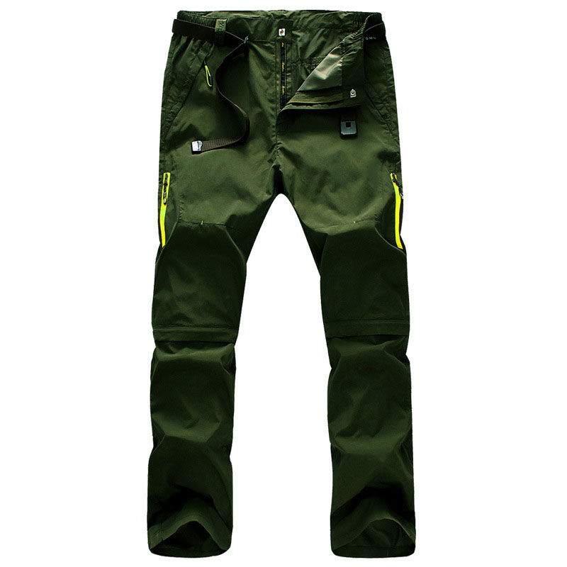 ФОТО New Arrived Summer Outdoor Pants Men,Camping Hiking Climbing Trekking Travel Fishing Pants,Quick Dry Breathable Trousers