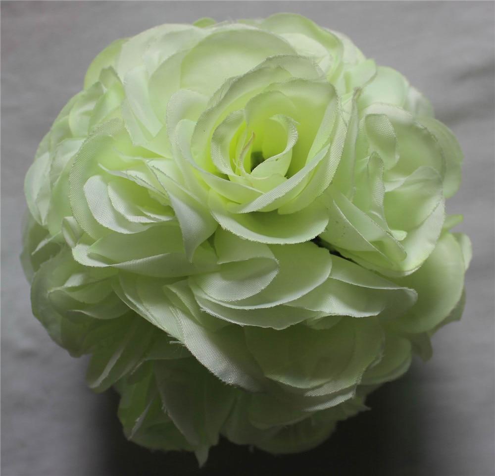 SPR 20PCS / lot 15cm dia. vjenčanja ljubakanje cvijet lopta ruža - Za blagdane i zabave - Foto 4