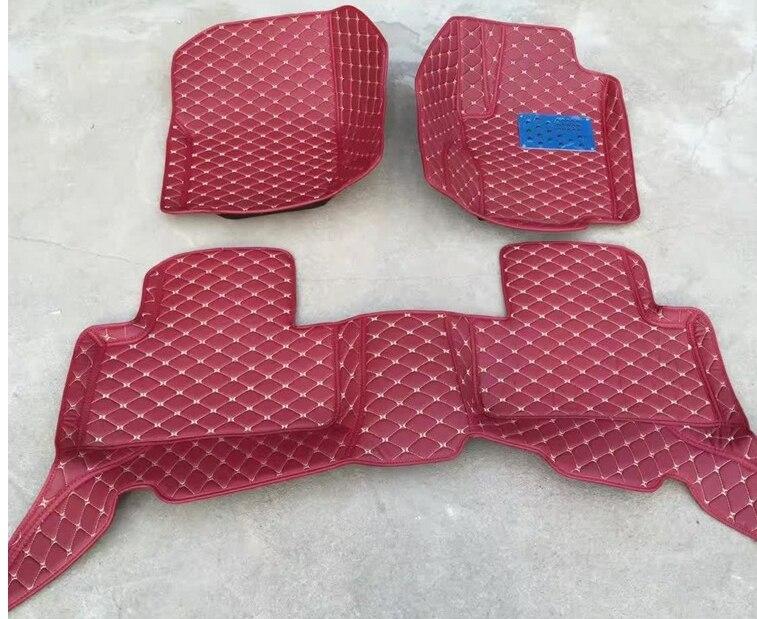 Tapis de sol spéciaux sur mesure pour conduite à droite Audi A3 Sportback 5 portes 2017-2013 tapis durables pour A3 2012-2003, livraison gratuite - 3