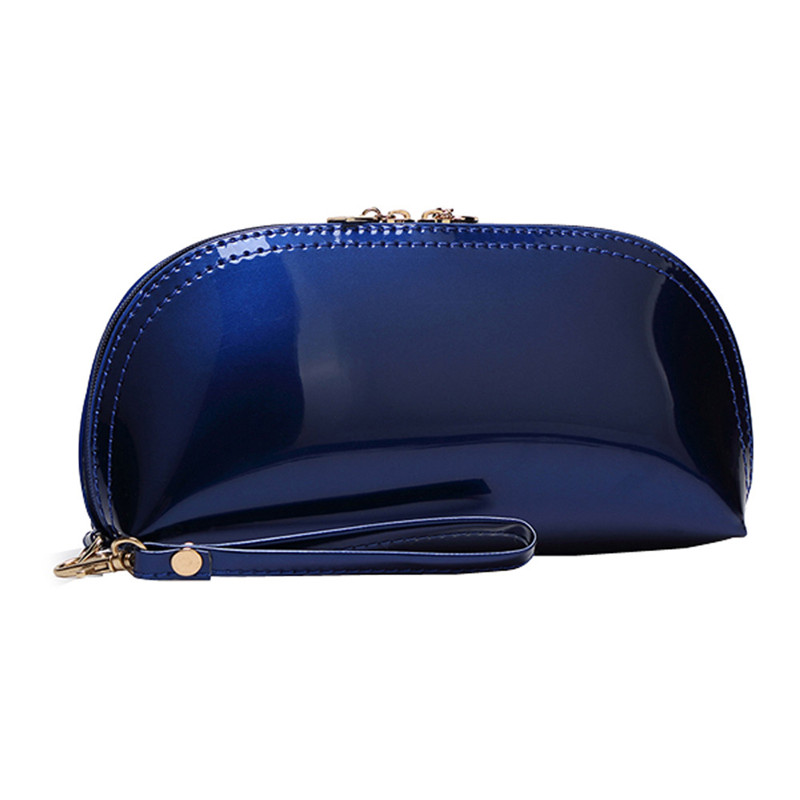 New Fashion Women Solid Color Zipper Day Clutches Bags Bright Surface Clutch Bags Leather Coin Phone Change Purse Handbags coneed fashion women coins change purse clutch zipper zero wallet phone key bags j27m30