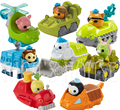 The crew! Octonauts Gup Speeders 8 mini boat, child vehicle figure toy