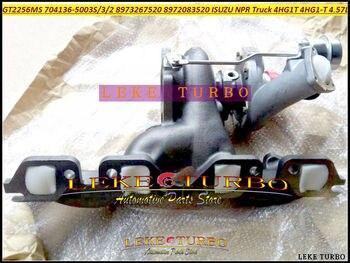 GT2256MS 704136 704136-5003S 704136-0001 8973267520 Turbo For ISUZU NPR 2001- For Ukrnian BOGDAN 4.6L 4HG1 4HG1T 4HG1-T 4.57L