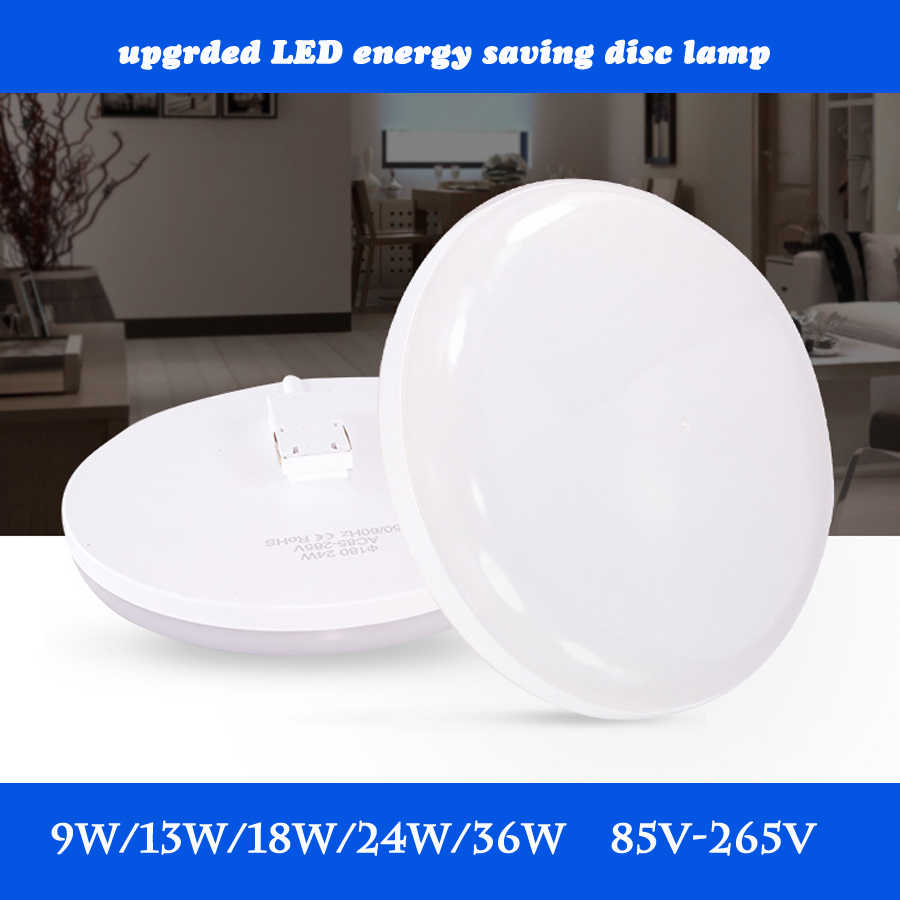 Panel lamp LED surface mounted 9W 13W 18W 24W 36W AC 110V/220V  modern bedroom living room lamp surface mounting balcony aisle