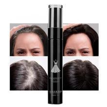 Временный цвет волос красящая ручка для волос одноразовая крышка белый инструмент для вышивания волос Временная Краска для волос