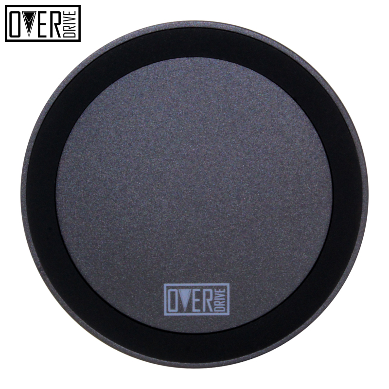 OVERDRIVE Qi Wireless Charger Fast Charger for Samsung Galaxy S6 S7 edge note Charging Pad Quick Charger Burst Link Series OD200
