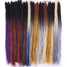 Angie 100 Gram/pack 22 Inch crochet braids Senegalese Twist Hair