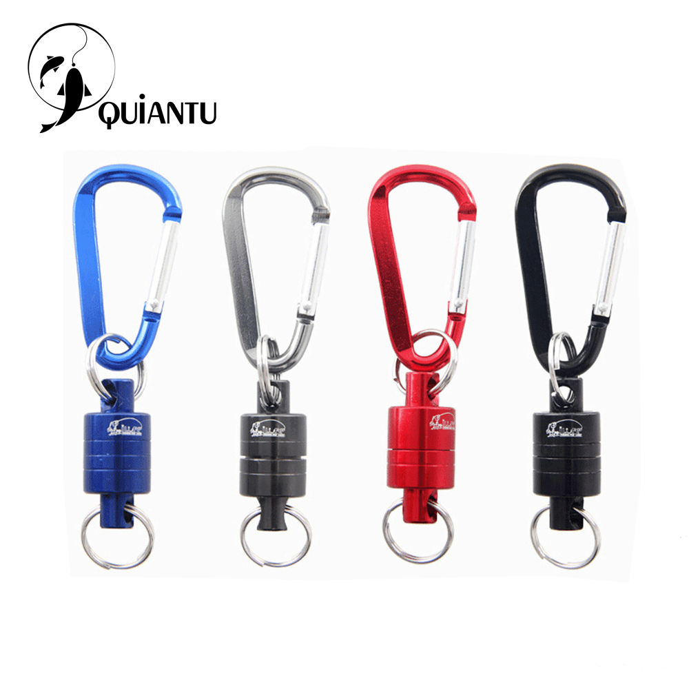 Strong Train Release Magnetic Fishing Lanyards Ropes Net Gear Release Lanyard cable Pull 3KG For Fly fishing tackle Accessories
