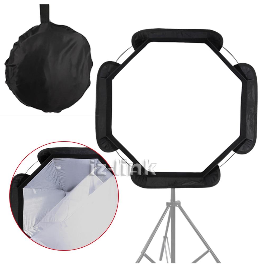 "Foldable Portable E95 37.4"" Octagon Softbox for lighting studio"