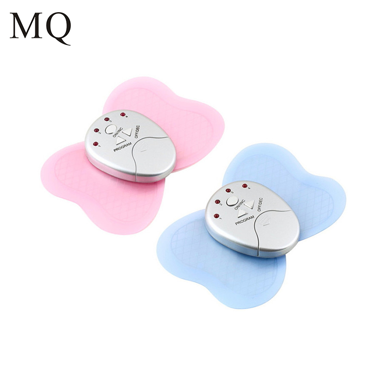 New Electric Vibrating Slimming Waist Device Butterfly Shape Vibrating Belly Leg Arm Fat Burning font b