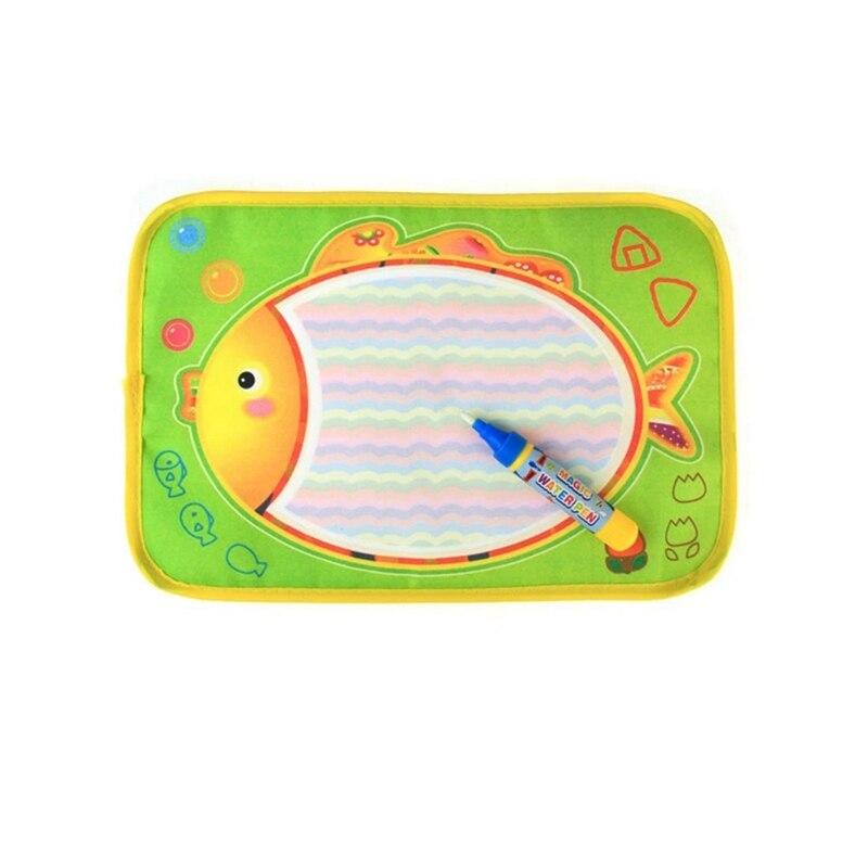 Каракули детские игрушки написать граффити ручка детская magic высокое качество учебных творческих повторного использования воды холст одея...