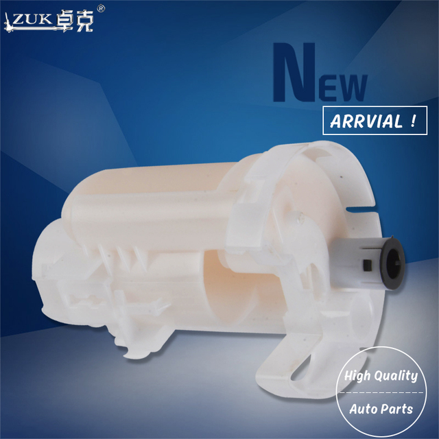 us $24 56 14% off zuk auto fuel filter for toyota vios corolla prius crown avalon previa alphard is200 is300 es300 es240 gs ls430 oem 23300 21010 in Gasoline Filter