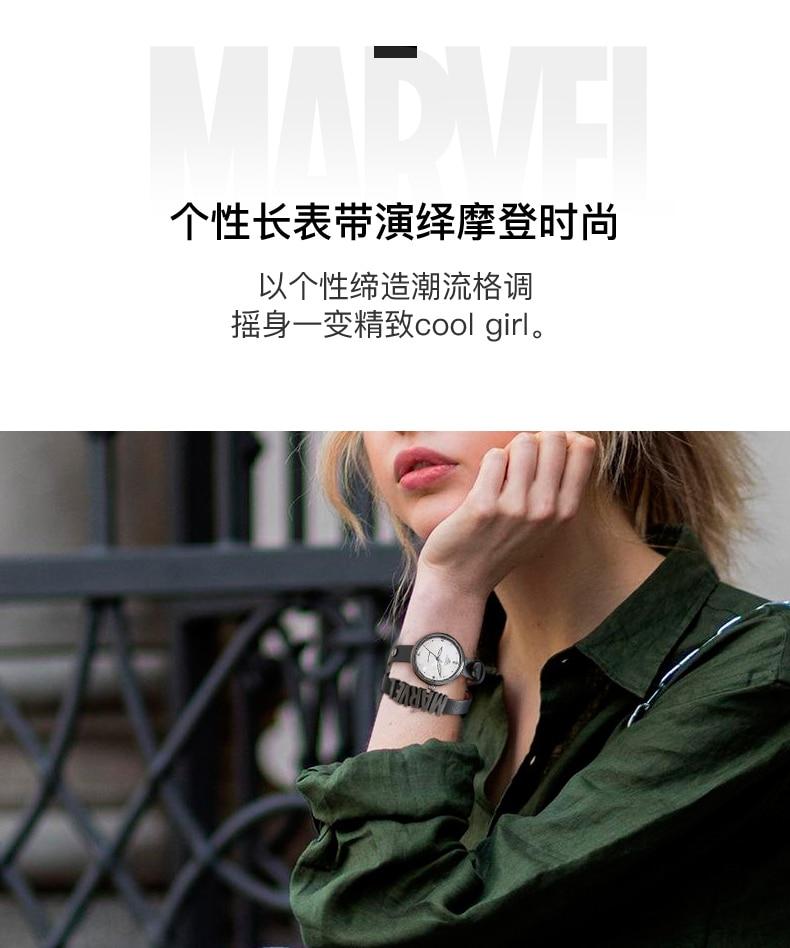 moda feminina pulseira de couro relógio conjunto