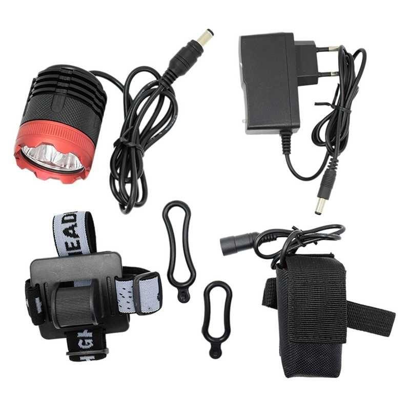 WasaFire 3* XML T6 LED 4000lm 3 Modes Bike Light Bicycle Lights 6400mAh Battery Pack Cycling Frontlight Flashlight Headlamp Lamp sitemap 3 xml