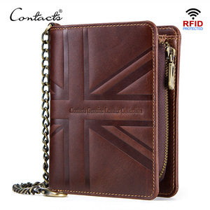 CONTACT'S crazy horse leather