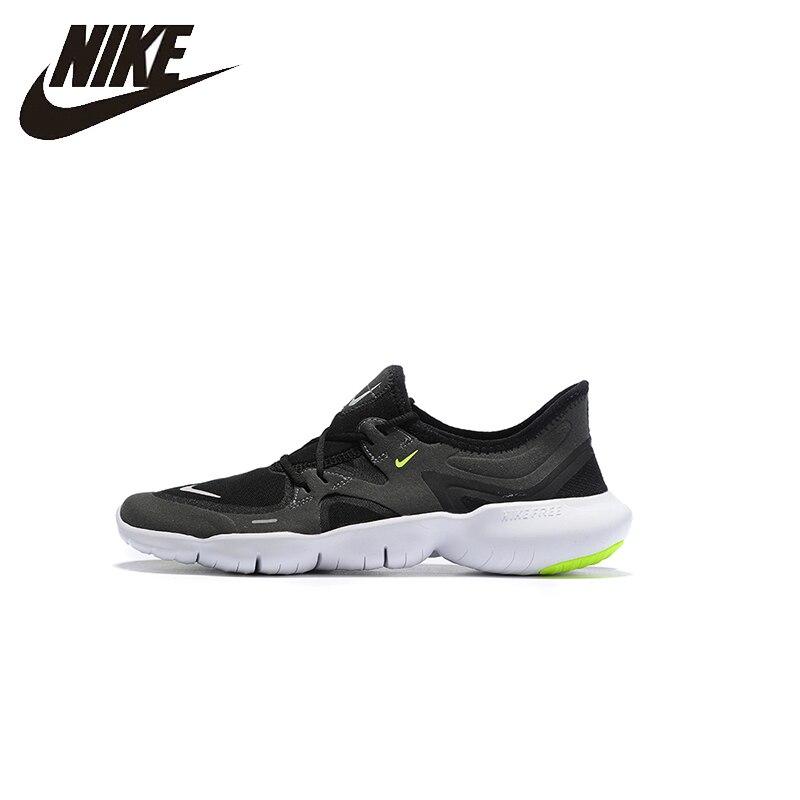 Nike livre rn 5.0 homem tênis de corrida respirável ao ar livre nova chegada original # aq1289