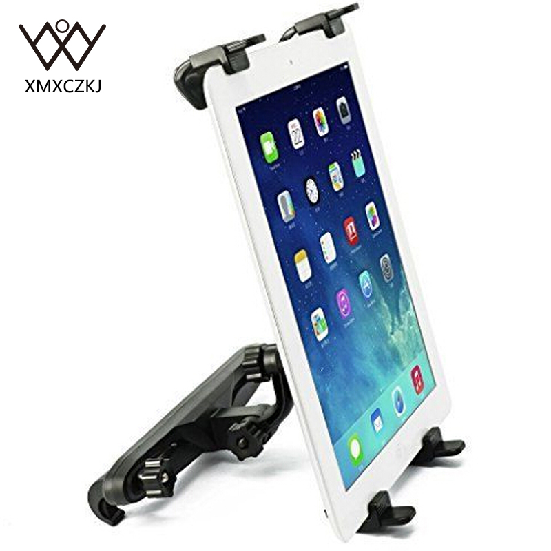 Car Back Seat Headrest Tablet Mount For iPad 2 3 4 5 AIR Holder For SAMSUNG