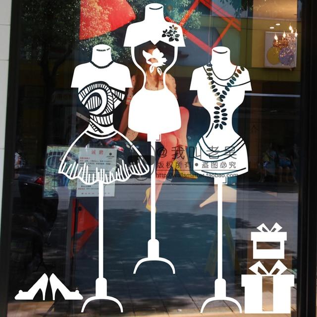 Aliexpresscom Buy Hanger model clothing shop window decoration