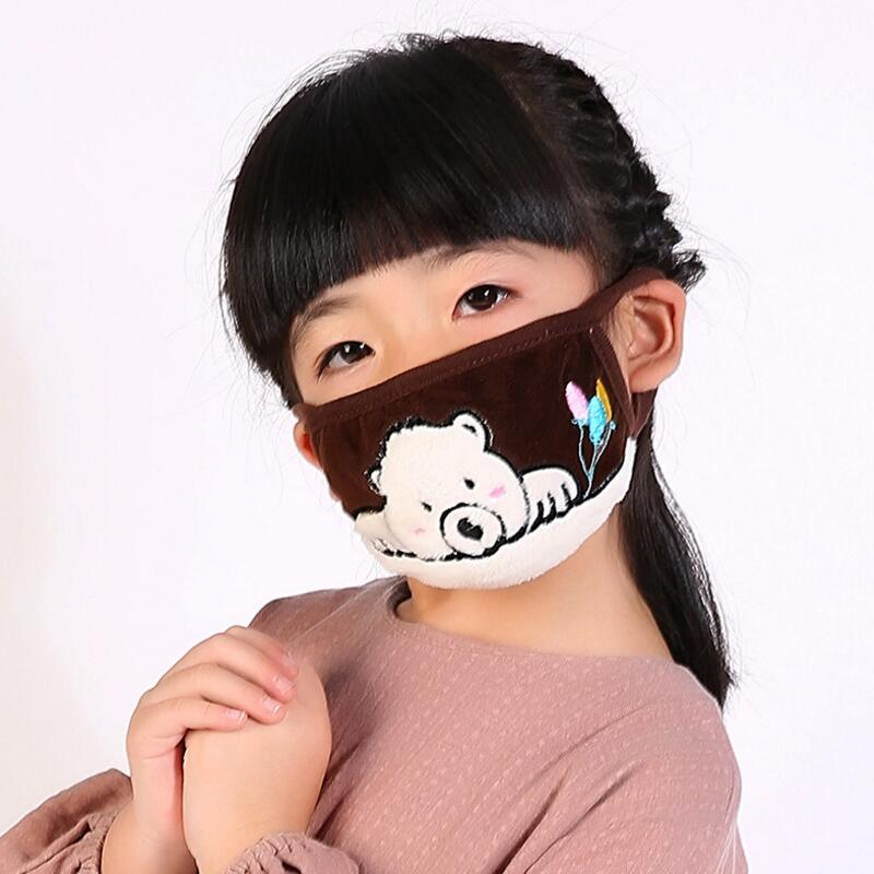 masque anti pollution ours
