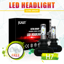 Modifygt S1 H4 Led Headlight Bulb H7 H1 H8/H9/11 Car led light 9005/HB3 Automotive car styling 12V 50W 8000LM 6000K