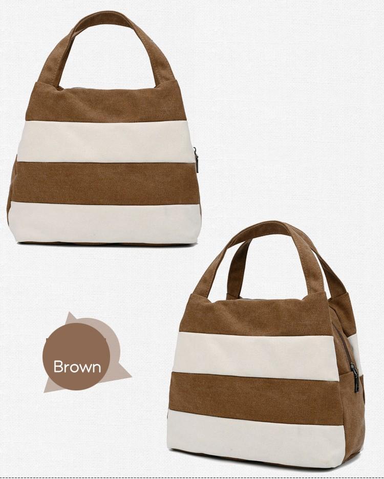 Famous Brand Women Shoulder Bag Casual Canvas Shopping Tote Bags Handbag for Women Beach Totes Shoulder Bag Hobos Bolso Mujer (22)