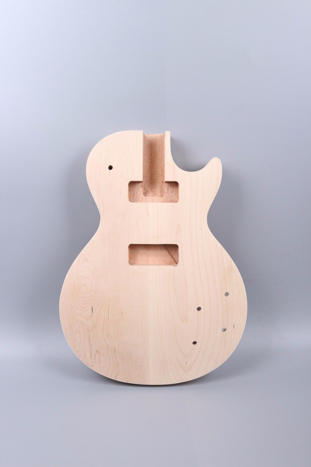 New Electric Guitar Body Replacement Mahogany Wood Guitar Body Electric Guitar Parts Accessory P90 Pickup цена