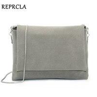REPRCLA Brand Simple Women Messenger Bags Designer Handbags Snake Chain Shoulder Bag Female Crossbody Women Bags
