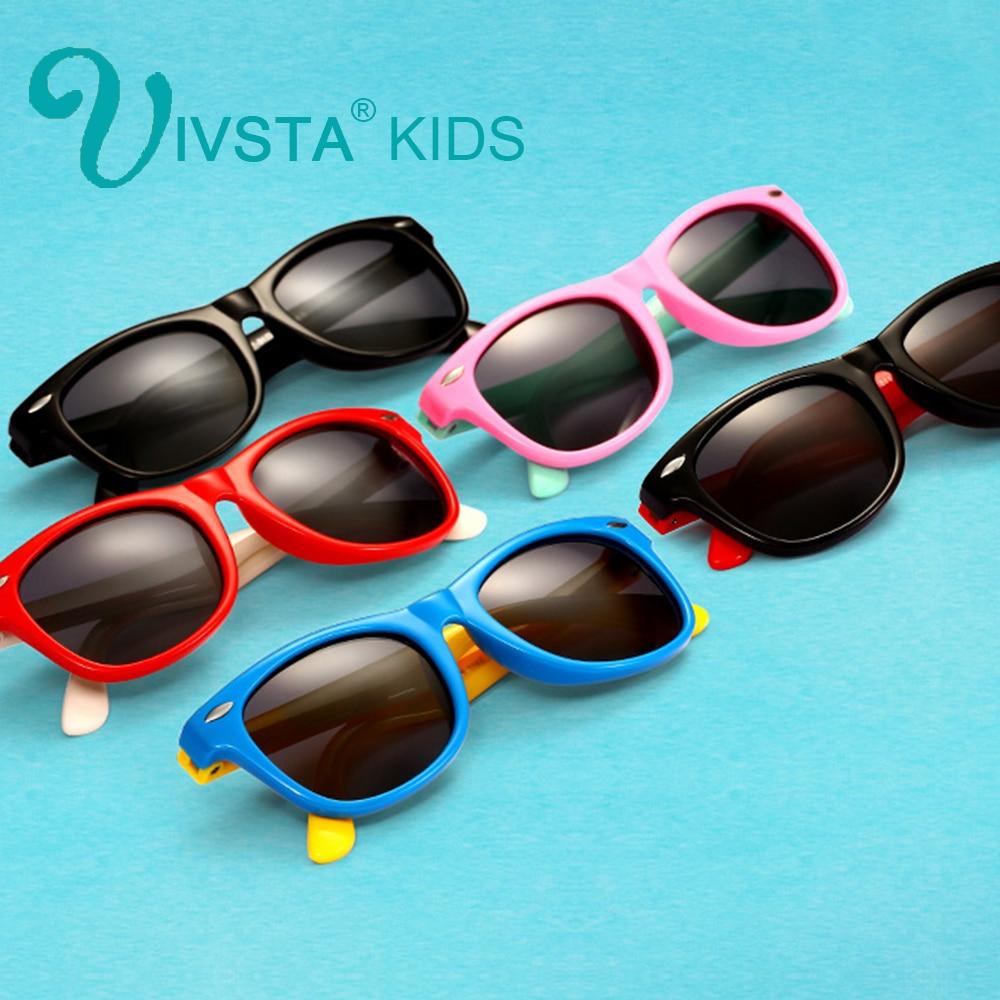 IVSTA Polarisierte Kinder Sonnenbrille Jungen Brille Kinder - Bekleidungszubehör - Foto 6