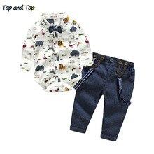 Toddler Suit Baby Boy Set