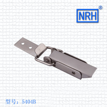 NRH 5404B 304 stainless steel high quality toggle latch Factory direct sales a pair of draw latch for road case draw latch