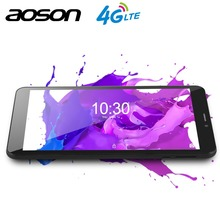цены на AOSON S8PRO 8 inch 3G/4G Android mobile phone call tablet PC Quad-Core 1G+16G android entertainment game tablet PC Bluetooth GPS  в интернет-магазинах