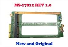 ノートパソコンの Ssd ハードディスクカードスロット Msi GT72 2QD GT72S MS 1781 () (CA43) 1782 MS 17812 改訂 1.0 17812 01S 001 新とオリジナル