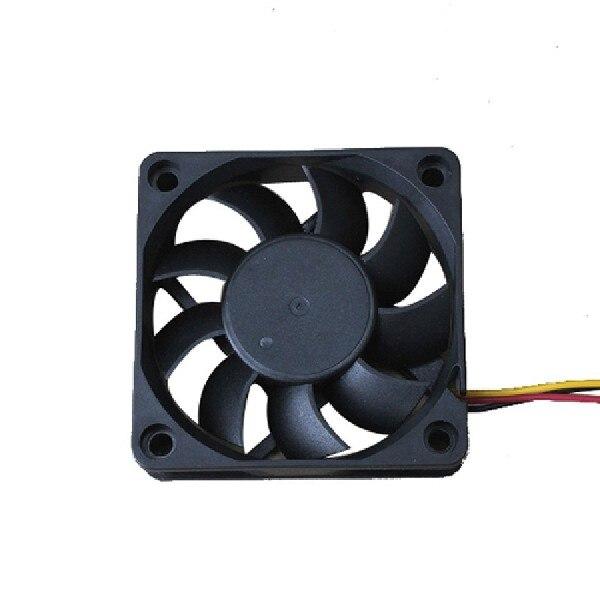 Etmakit  100% New40x40x10mm 3Pin 12V Case Computer Cooler Cooling Fan PC Black Computer Radiator Computer Fan Heat Sink