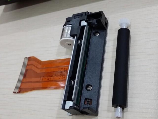 LTP01 245 01 thermal print head new original spot LTP01 245 thermal printer core ZONERICH ab 58gk ab 58gk 58mk POS58 ltp01 245 0