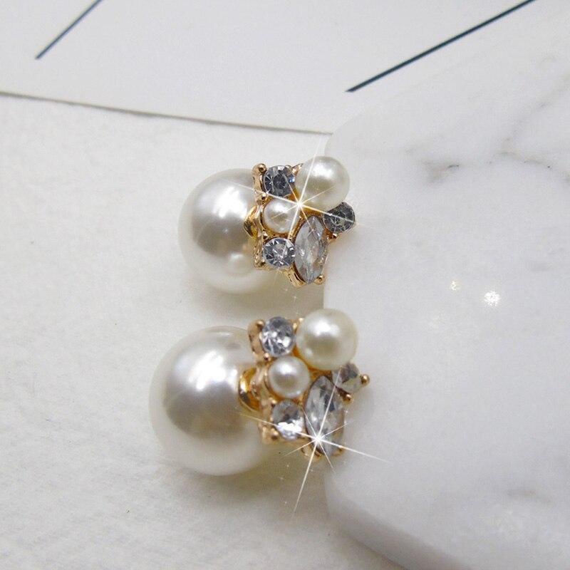 Նորաձևության անձի զարդեր Crystal Pearl - Նուրբ զարդեր - Լուսանկար 1