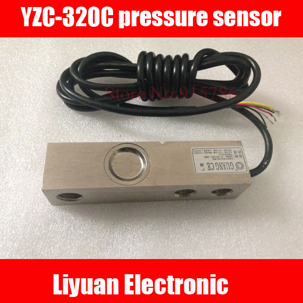 YZC 320C pressure sensor electronic loadometer load cell large range load cell 500kg 1T 2T 3T