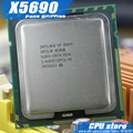 Intel Xeon X5690 ПРОЦЕССОР процессор/3.46 ГГц/LGA1366/12 МБ Кэша L3/Шесть Основных/сервер ПРОЦЕССОР Бесплатная Доставка, есть, продаем X5680 CPU